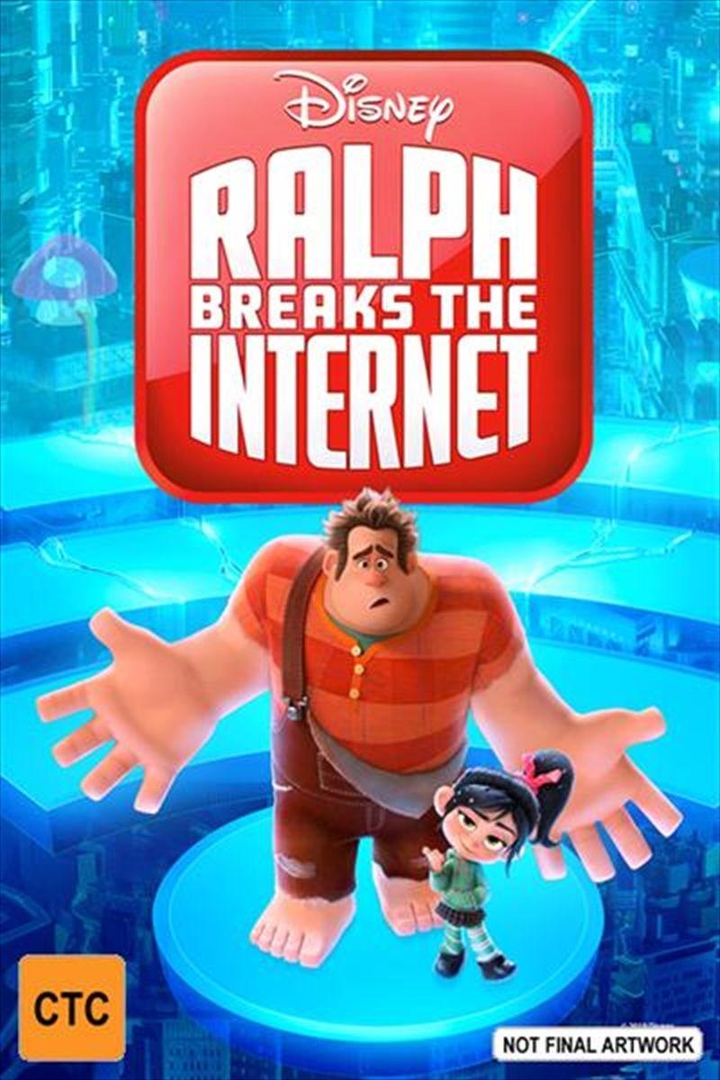 Ralph Breaks The Internet | New Line Look