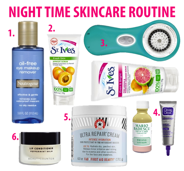 Natural Daily Skin Care Routine For Oily Skin