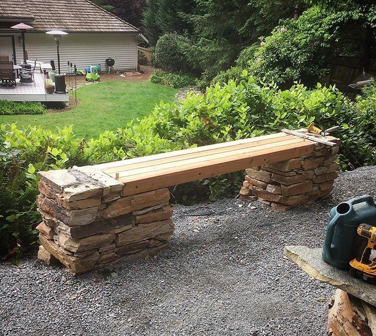 stone column wood bench low budget interior design rh iroooxpesi elitescloset store