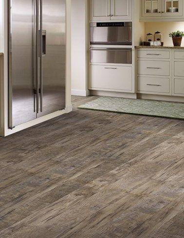 Flooring Kitchen That Looks Like Wood