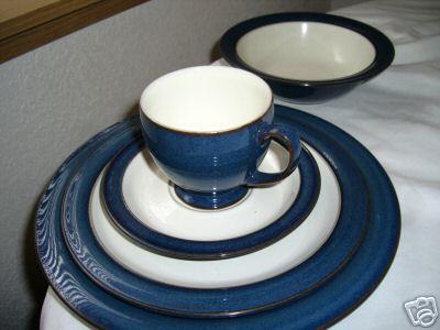 Denby Pottery Boston -- My everyday dishes. & Denby Pottery Boston -- My everyday dishes. | Sky Blue | Pinterest ...