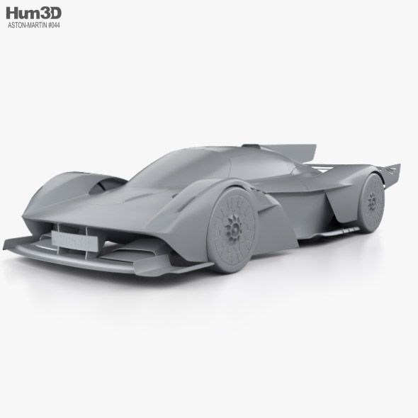 Aston Martin Valkyrie AMR Pro 2020 (With Images)