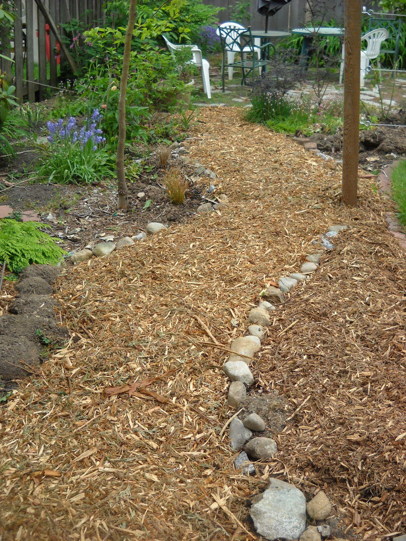 mulch   Real Life Garden Solutions   Landscape   Pinterest