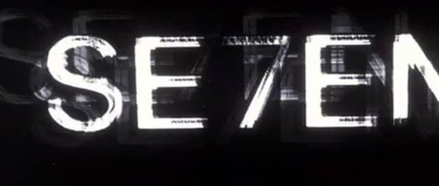 Se7en on Vimeo