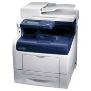 Xerox 6605 N Color Laser Multifunction Print Copy Scan Fax