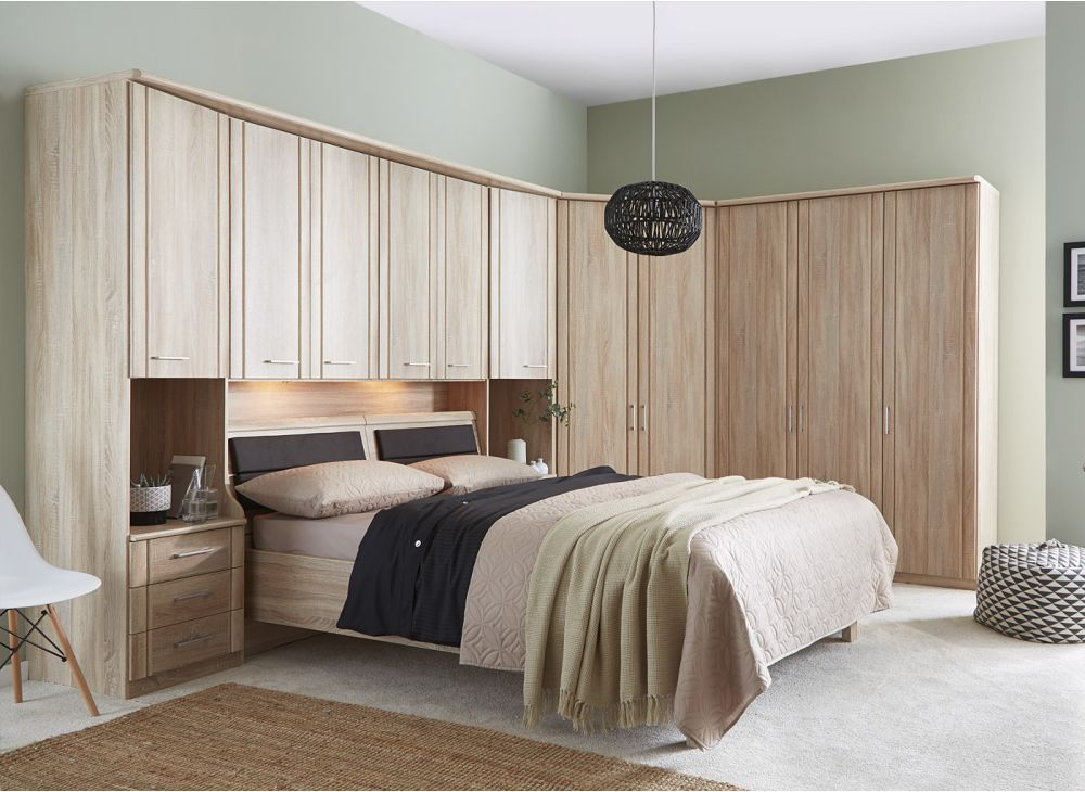 Wardrobe Over Bed Buscar Con Google Bedroom Pinterest - Overhead storage bedroom furniture