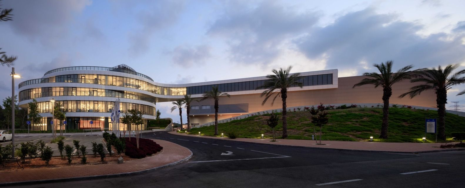 Gallery of delta galil auerbach halevy architects 8