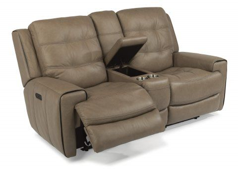 console recliners center with reclining loveseat recliner power