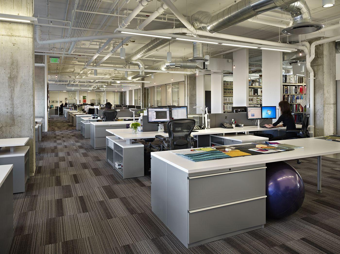Landscape Design For Office