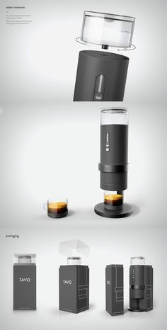 The Coffee Maker with a hot bod!