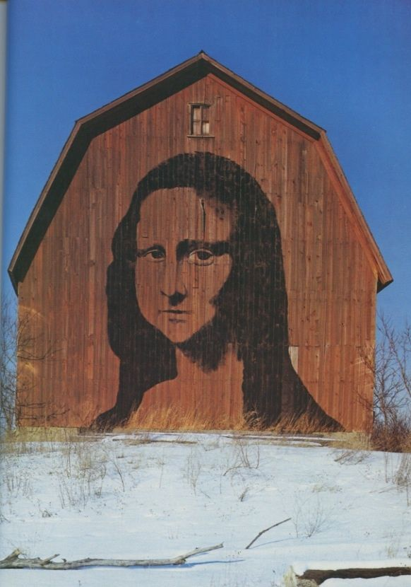 Doug Tyler Painted Barn In Michigan Just Love All His