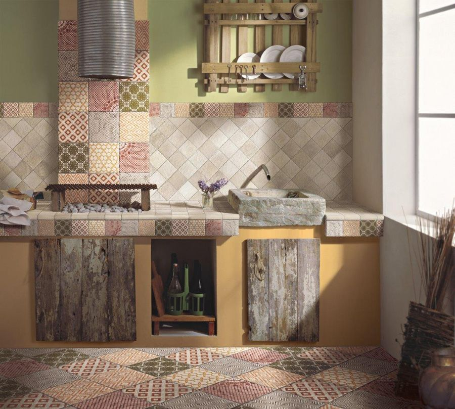 Academy Tiles - project 3679 Kitchen ideas Pinterest Porcelain