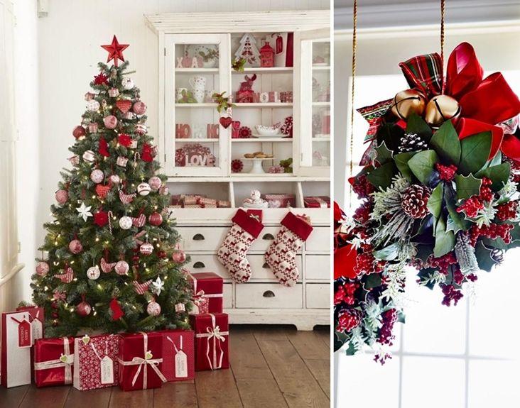 C mo decorar el rbol de navidad christmas tree and xmas for Ideas para decorar el arbol de navidad