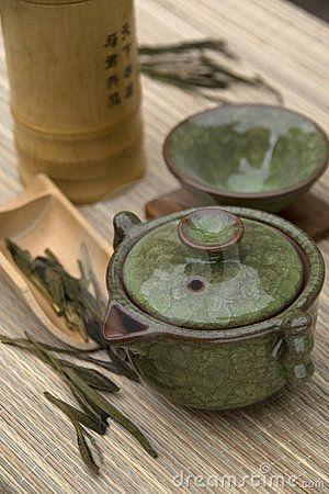 Traditional chinese Tea set / Servizio da Tè tradizionale cinese