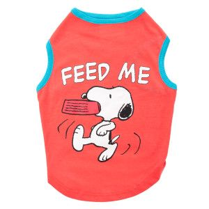 Peanuts Snoopy Feed Me Tank T Shirts Tank Tops Petsmart Feel More Like This Is A Mr Poops Sort Of Shirt 3 Dog Items Snoopy Fur Babies