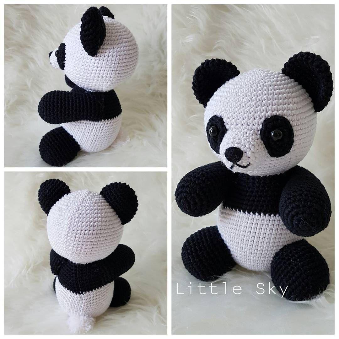 Panda Little Sky by Nana on Instagram littlesky
