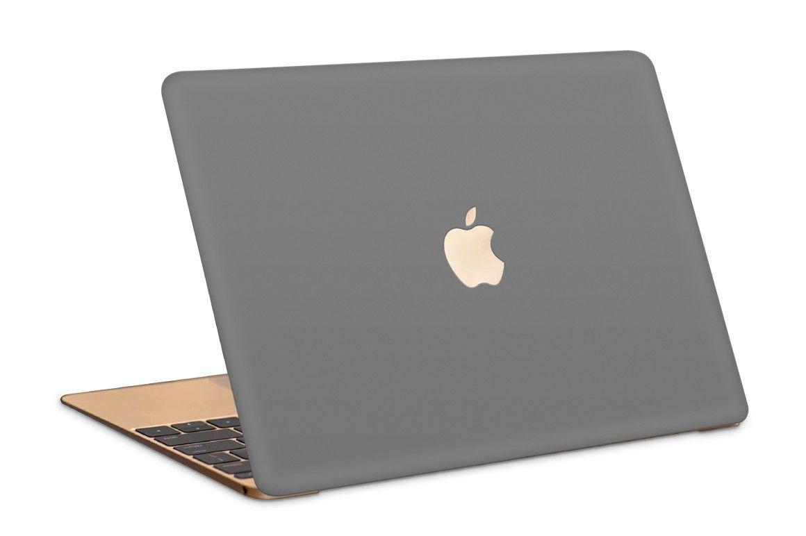 Apple MacBook 2015 Laptop Skin Decal Design Mockup PSD Template ...