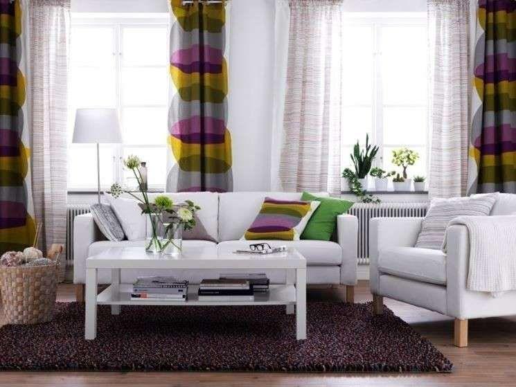 Tende per finestre   Case mobili, Idea di decorazione, Mobili