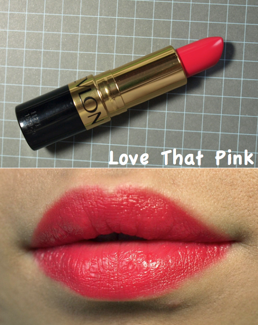 Revlon Super Lustrous Lipsticks: Review and Swatches | The Happy Sloths: Beauty & Makeup Review Blog, Swatches, Beauty Product Reviews