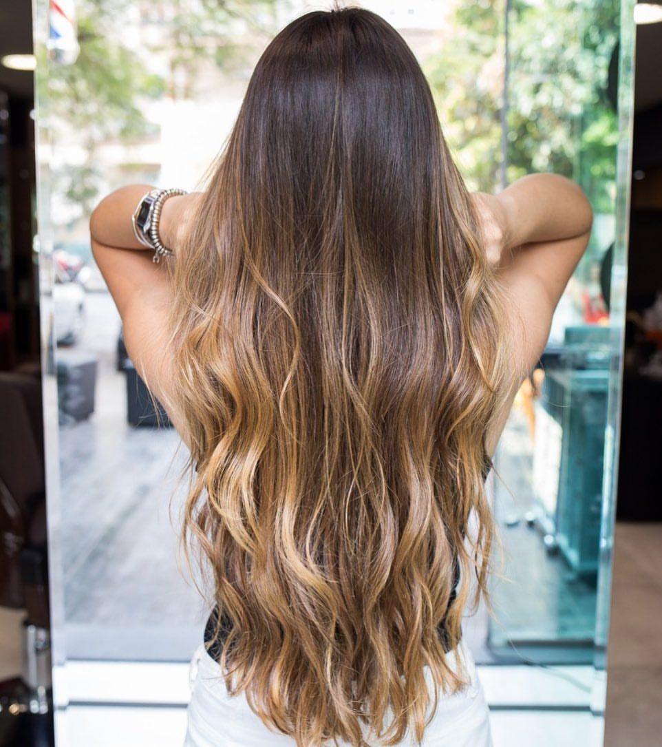 Fotos de Ombré Hair 2022