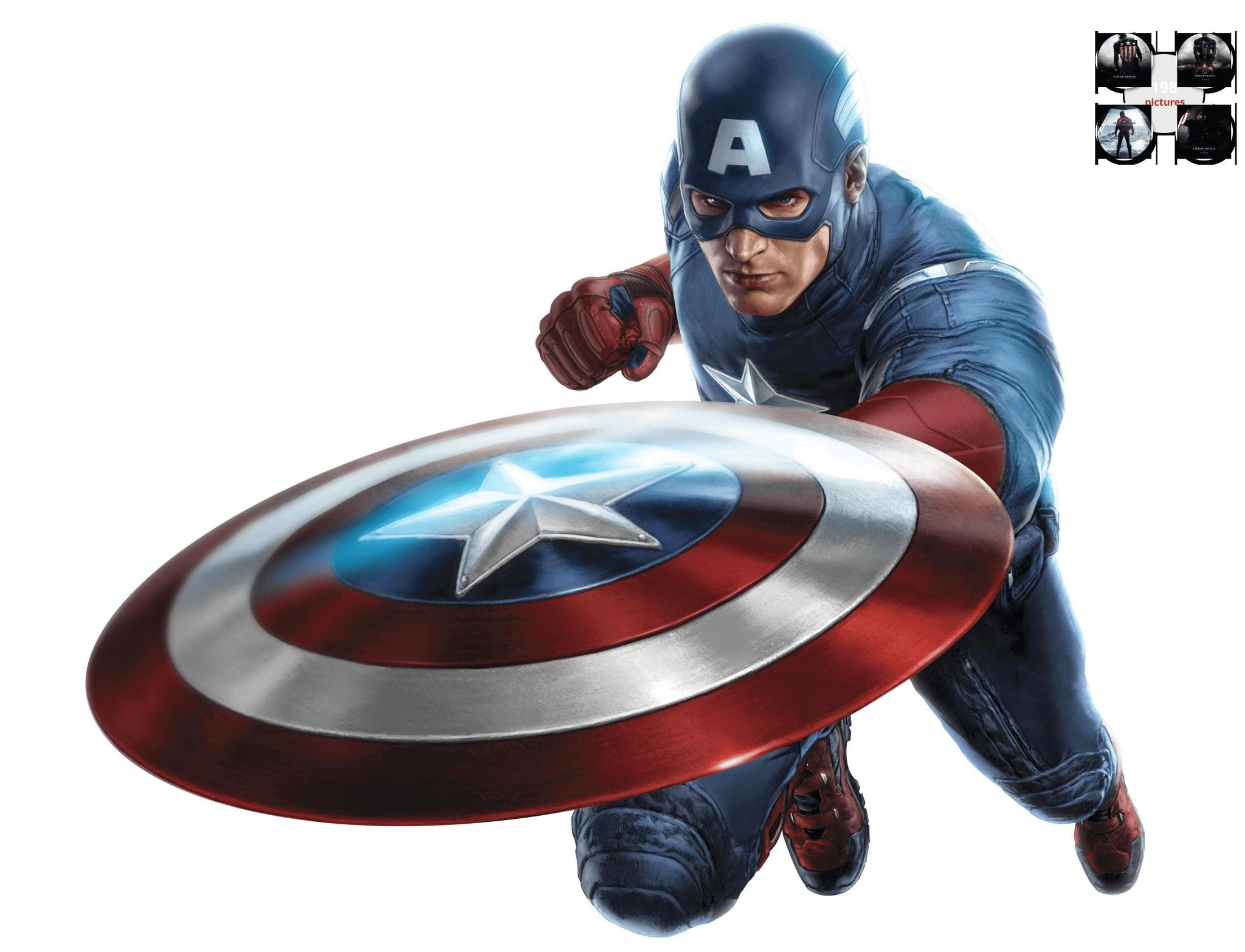 Captain America Windows Wallpaper Inspiration For A New