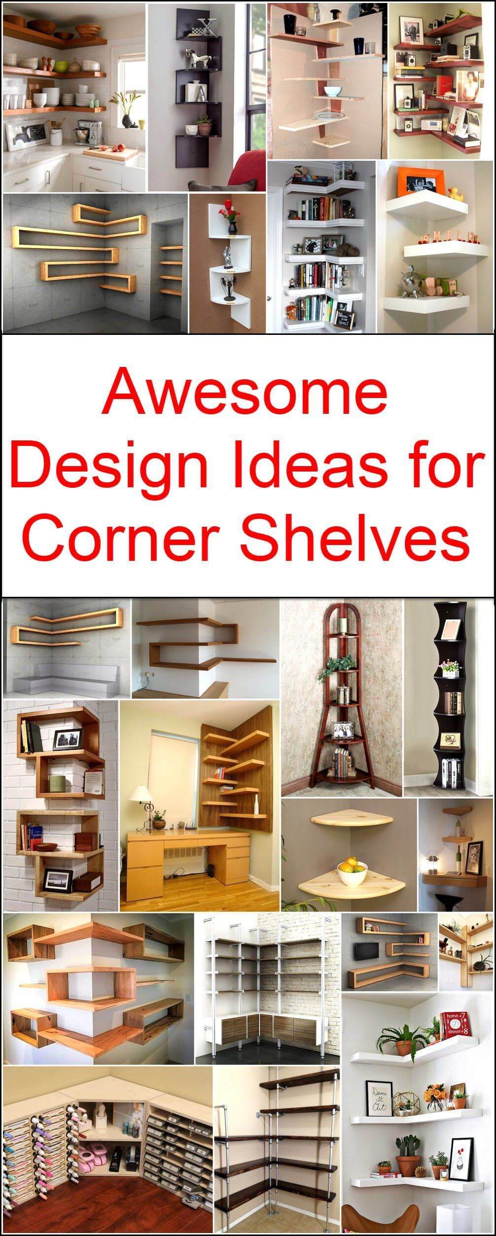 stylish diy floating shelves wall shelves easy. Black Bedroom Furniture Sets. Home Design Ideas
