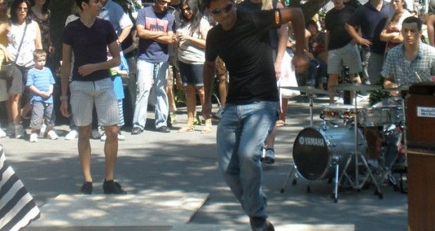 NYC Park Jam Sessions | Fusion Fighters