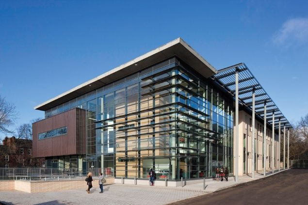 5 school of law university of leeds the liberty for New architecture firms