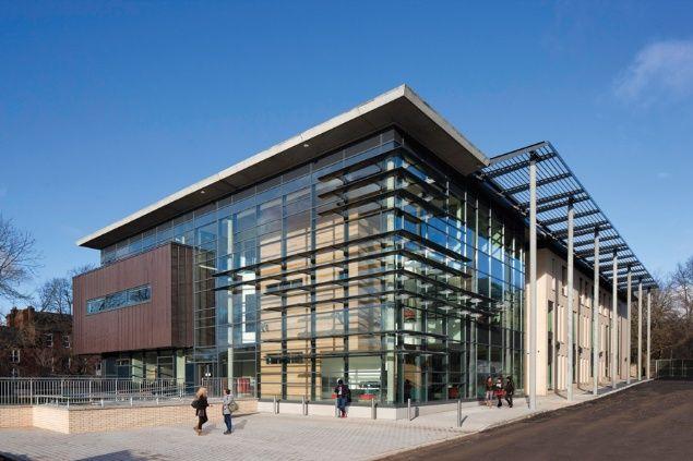 Electrical Engineering Building Leeds Uni