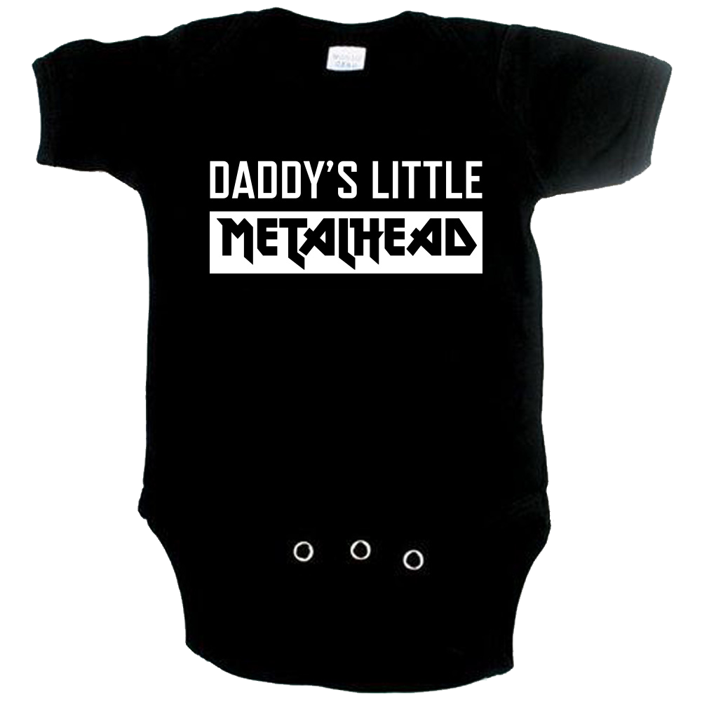 Daddy/'s Little Rockstar baby vest boys girls