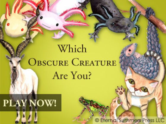 QUIZ: Which Obscure Creature Are You? | buzzfeed quizzes