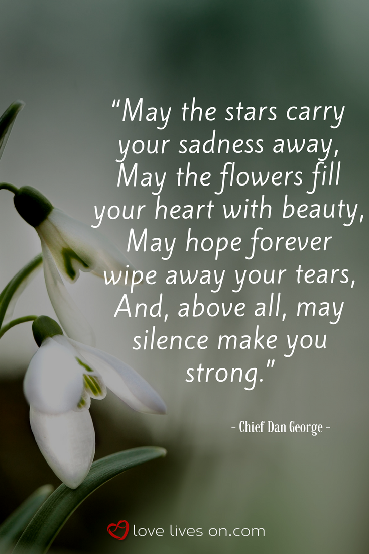 21 remembering dad quote funeral quotes chief dan george and sadness 21 remembering dad quote izmirmasajfo Image collections