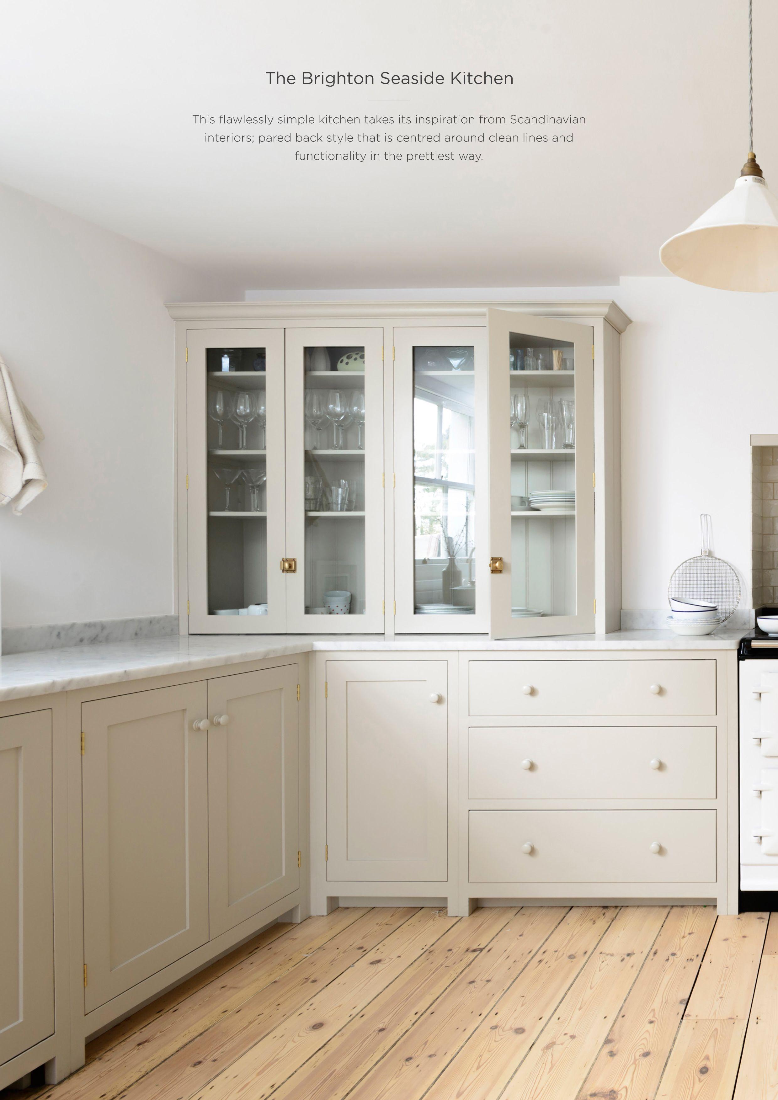 Shaker Kitchen Brochure | deVOL Kitchens | Kitchens | Pinterest ...