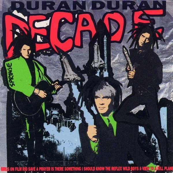 Duran Duran – Decade (iTunes Plus AAC M4A) (Album) | iTunes Latin - iTunes Plus AAC M4A Music Download