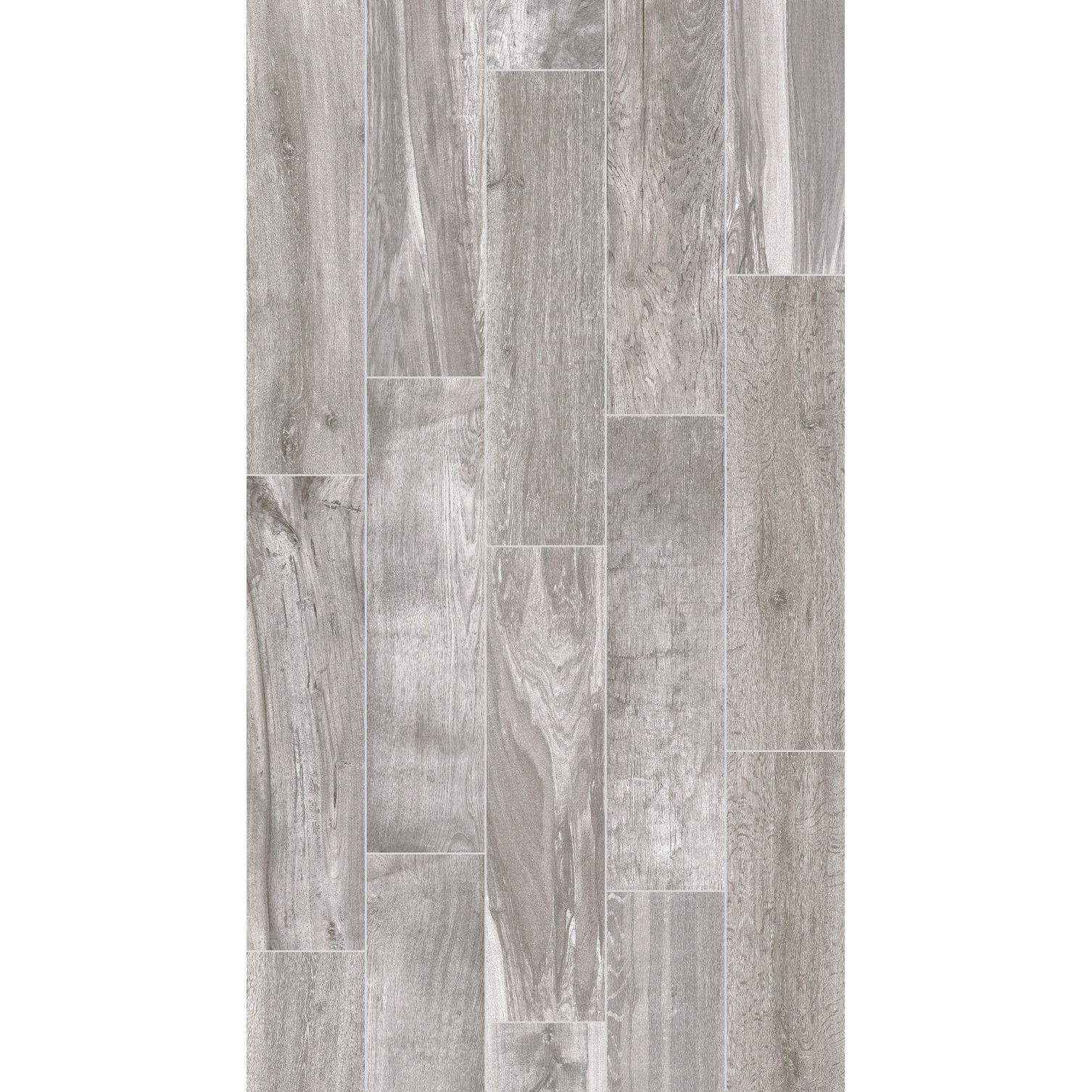 Shuffle 6 x 24 porcelain wood tile in ash porcelain wood tile parvatile shuffle 6 x 24 porcelain wood tile dailygadgetfo Images