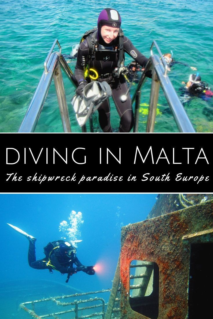 Diving Malta: A Shipwreck Paradise In South Europe
