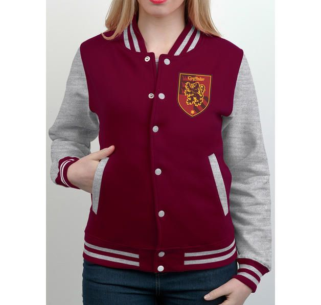 harry potter college jacke hp pinterest abrigos frikis y chaquetas. Black Bedroom Furniture Sets. Home Design Ideas