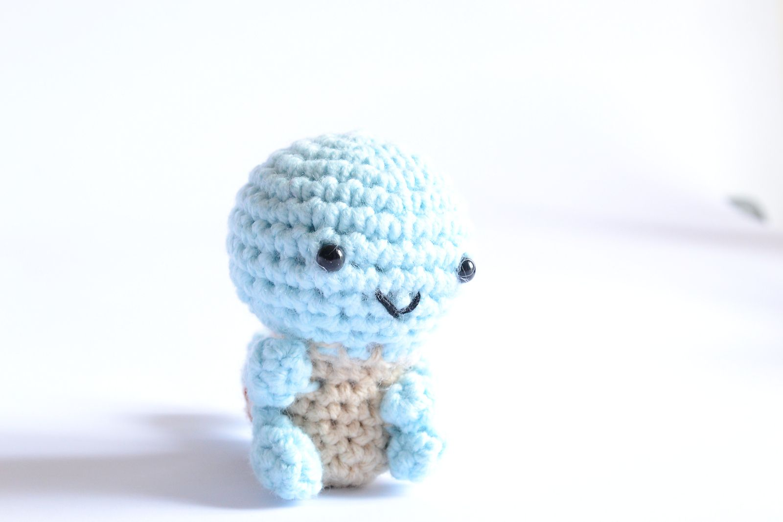 Baby Squirtle Pokemon pattern by Sandy Chan | Pinterest