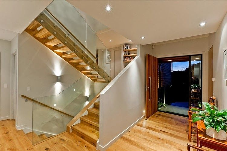 Fachada madera y acero Arquitectura Pinterest Fachada de - fachada madera