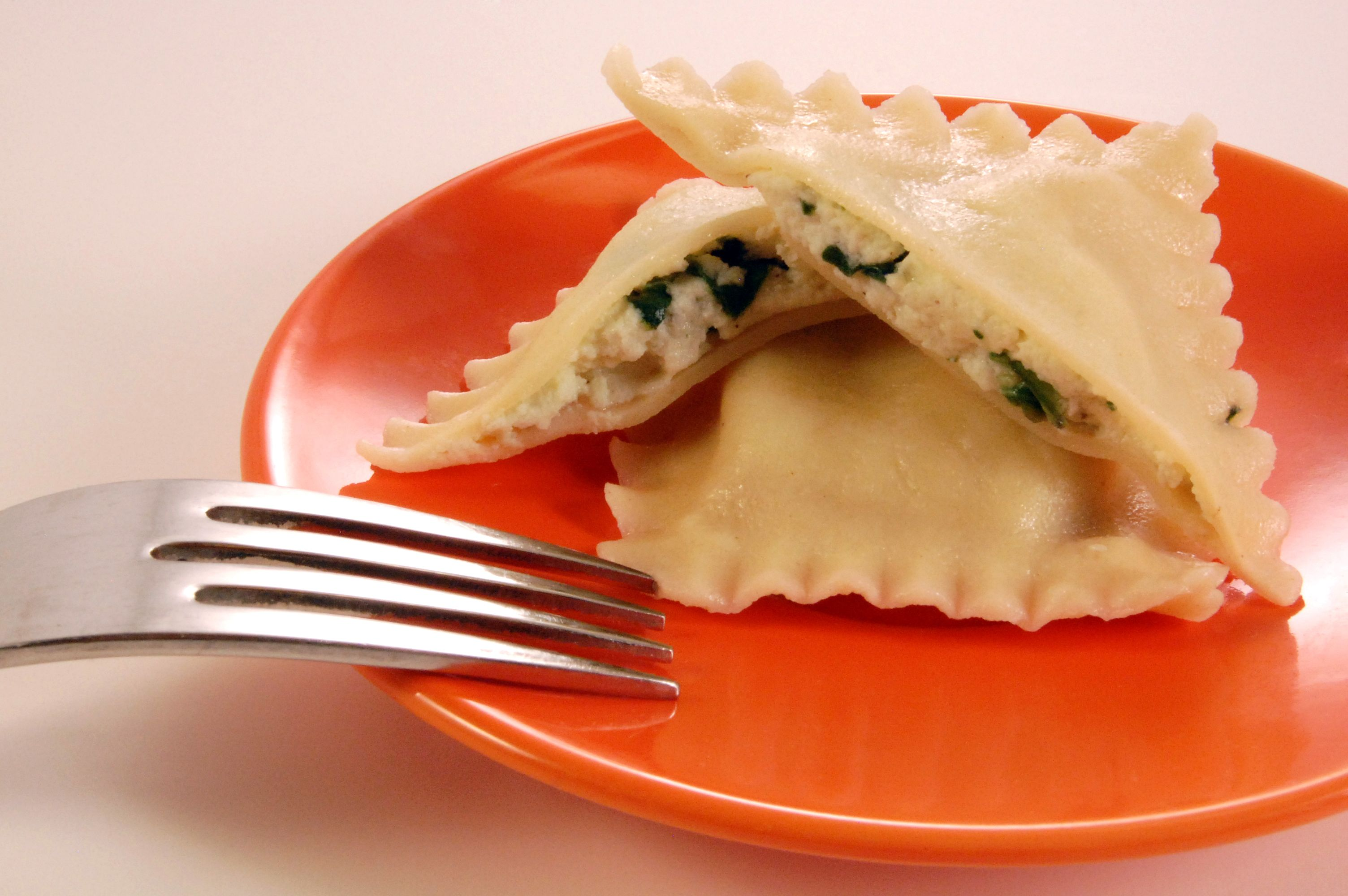 Leo's Gluten Free Spinach and Cheese Ravioli Gluten free
