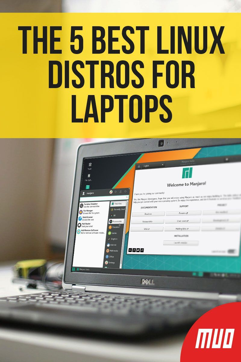 The 5 Best Linux Distros for Laptops | Products I Love