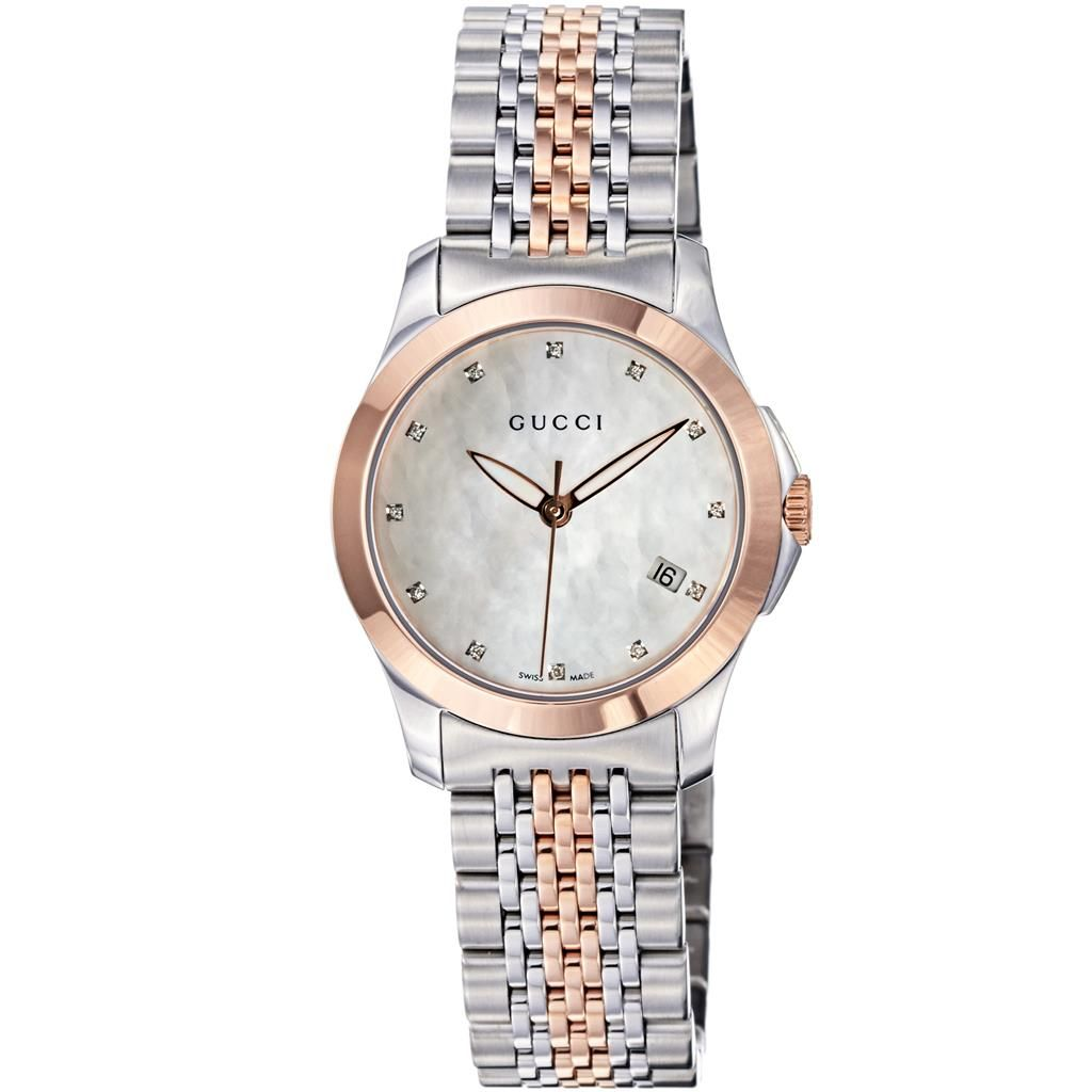 8a6d2c10f96 nice Top 10 Best Gucci Watches for Women -- Greatest Reviews for You ...