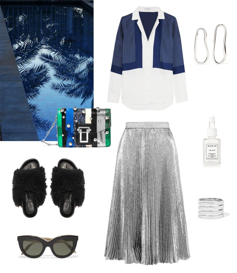Fashion Squad / Silver Linings //  #Fashion, #FashionBlog, #FashionBlogger, #Ootd, #OutfitOfTheDay, #Style