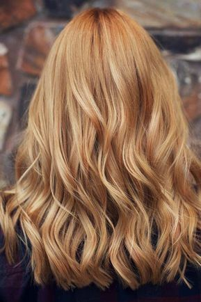 Today Is The Day To Say Yes To Strawberry Blonde Hair