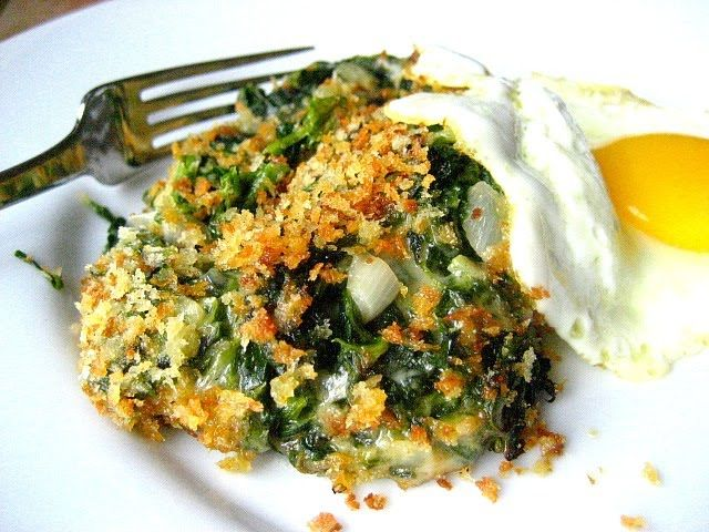 Stacey Snacks: WOW Spinach Gratin
