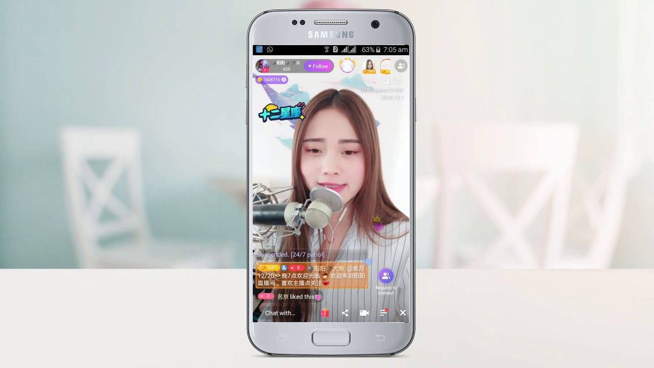 Uplive is one of top live streaming app,discover new