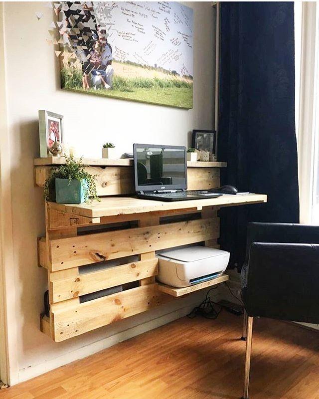 Fabulous 33+ Wood Pallet Wall Projekte Ideen - Sensod - Erstellen. Verbinden. Marke. -  #erst... #woodenwalldecor