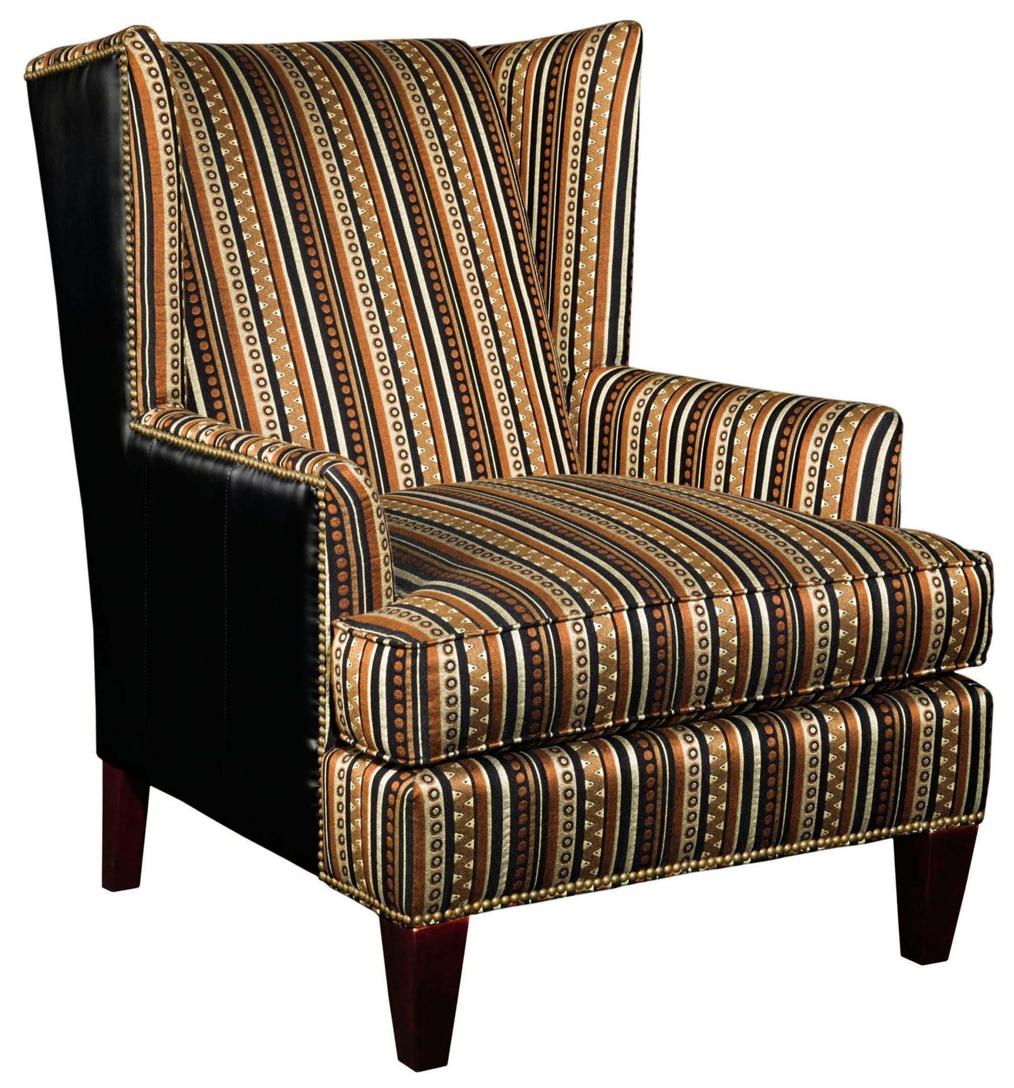 Hannigan Accent Chair Ottoman: Accent Chairs And Ottomans Trenton Modern Accent Chair By