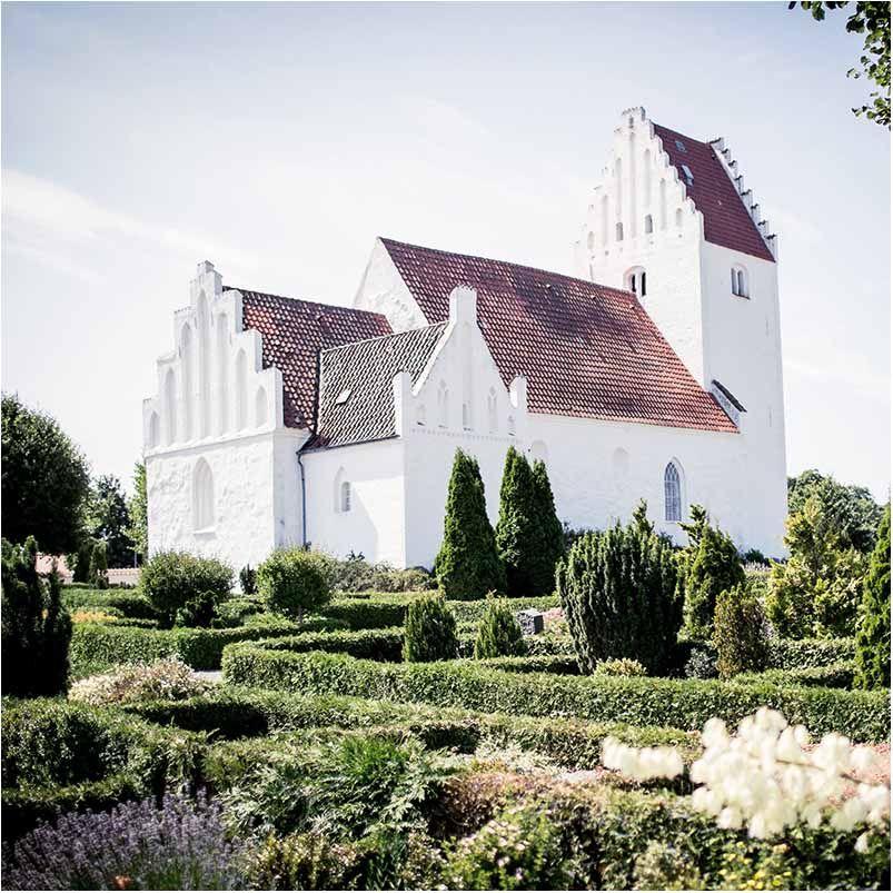 bryllupsfotograf i Kirken i Århus Wedding pictures