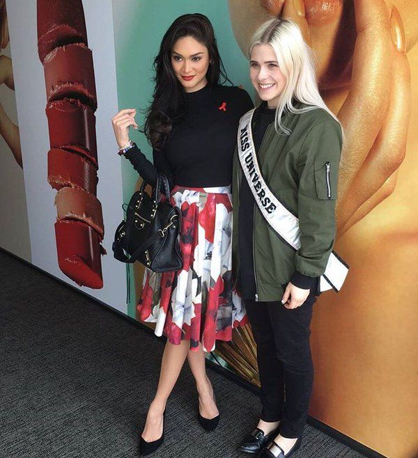5 Star Beauty Fashion Milledgeville Ga: Pia Alonzo Wurtzbach (@MissUniverse)